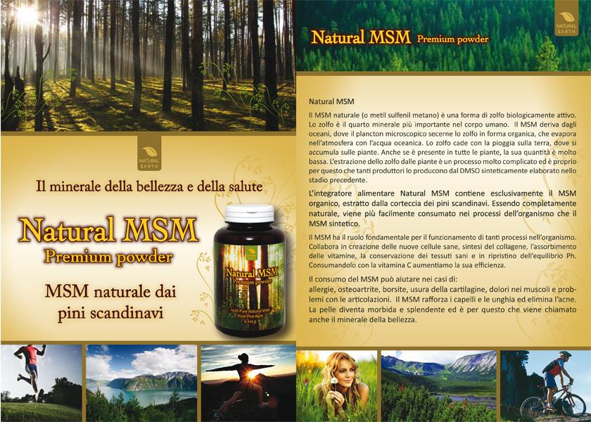 Az MSM jótékony hatással van a szépségre és az egészségre